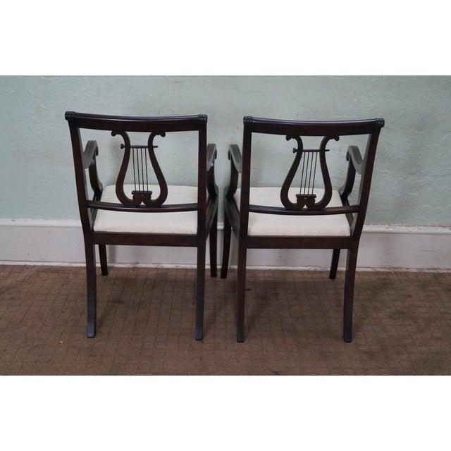Schmieg/Kotzian Robert Whitley Dining Chairs - 12 - Image 7 of 10