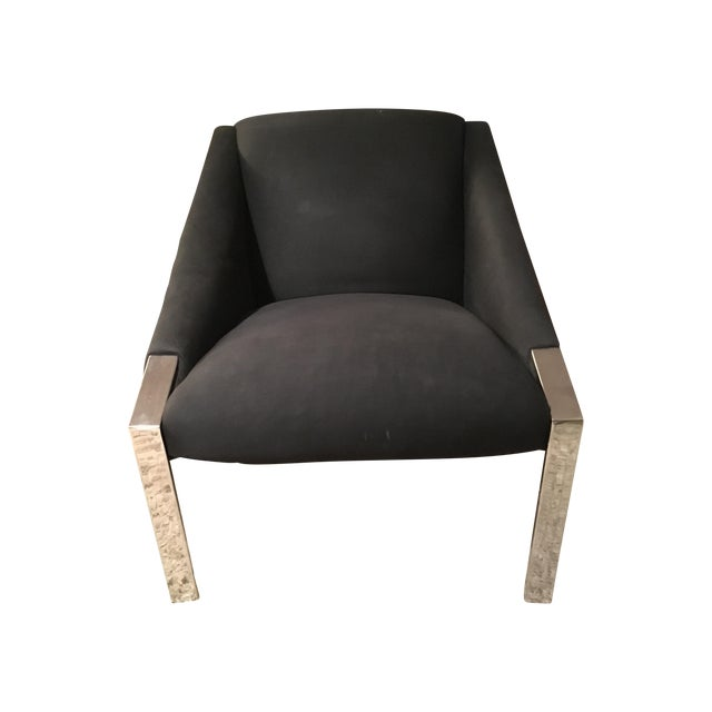 Milo Baughman for Thayer Coggin Club Chair - Image 1 of 6