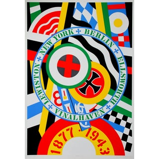 Robert Indiana, Hartley Elegies: KvF IV Serigraph