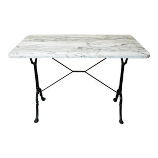 French Bistro Dining Table