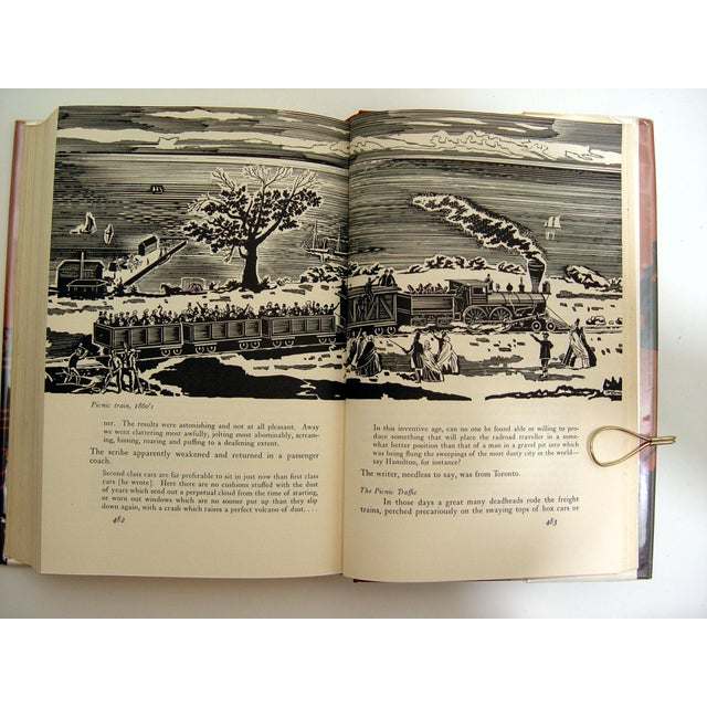 Canadian National Railways Book - Image 9 of 9
