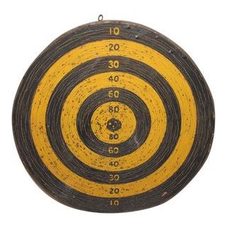 Early All Original Target Dart Board