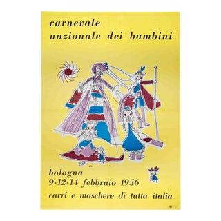 National Children's Carnival (Carnevale Nazionale dei Bambini) Poster