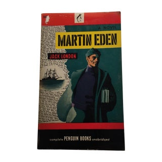 Jack London 1946 Martin Eden Softcover
