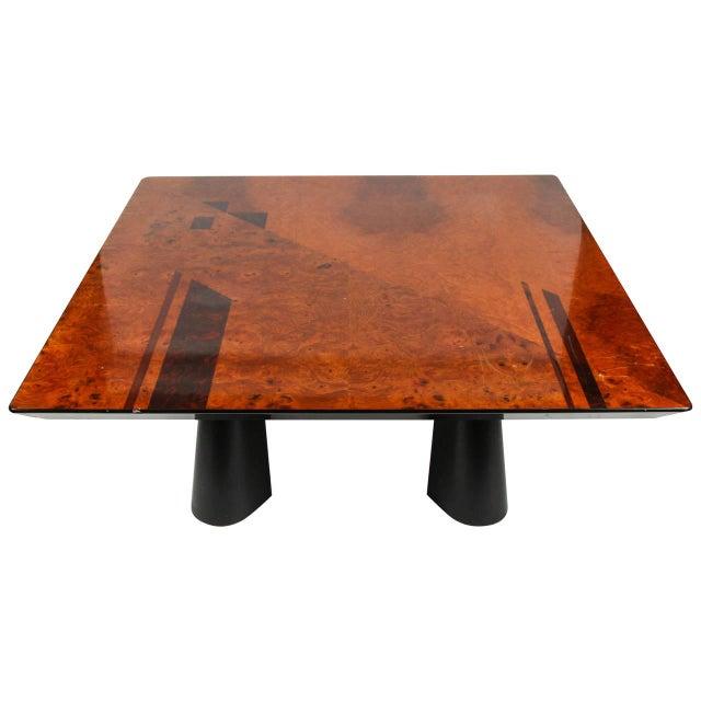 Image of Mod Italian Inlay Coffee Table