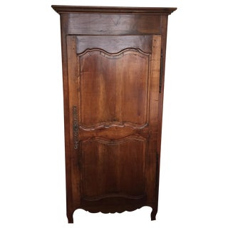 Wooden French Armoire