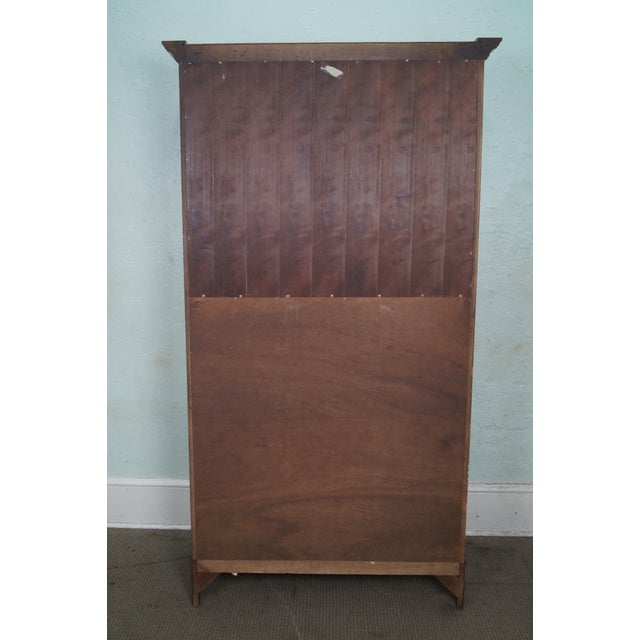 French Louis XV Style Fruitwood Armoire - Image 6 of 10