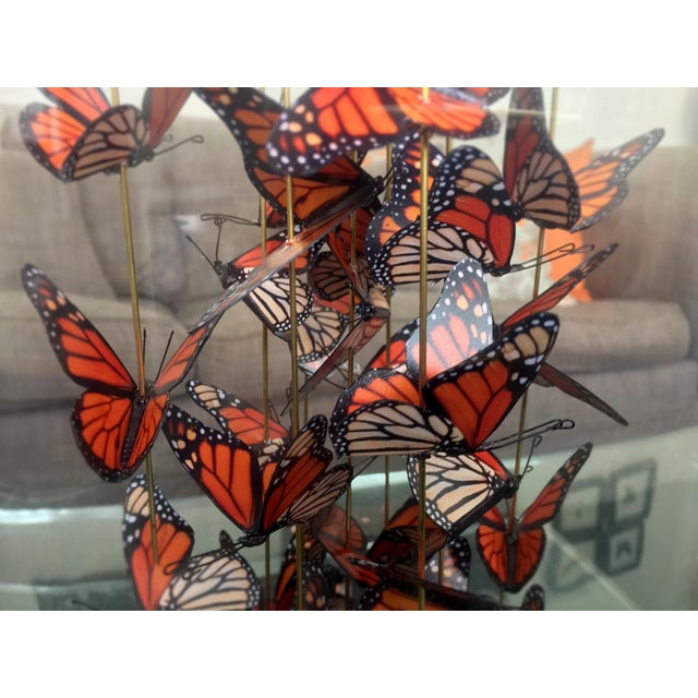 Customizable: Airborne - handcut paper based butterflies - Image 3 of 6