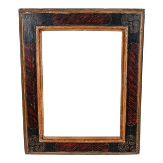 Tuscan Frames with Mercury Glass Mirrors