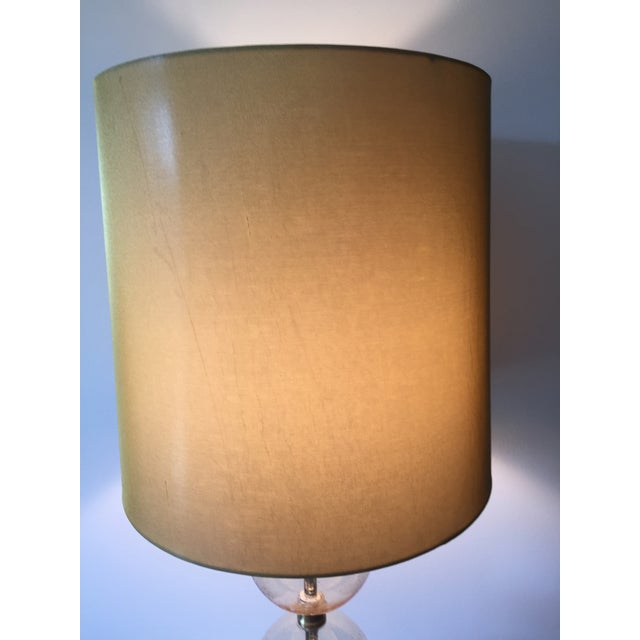 Arteriors Gold Seeded Glass Lamp - Image 5 of 7