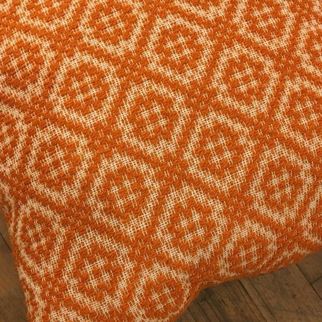 Orange Italian Artisan Pillow - Image 3 of 3
