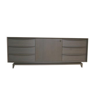 Orlando Sculpted Handle Credenza