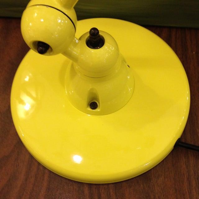 Jielde Yellow Sulfur Loft Desk Lamp - Image 7 of 10