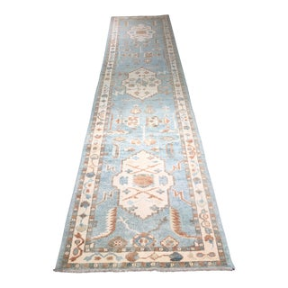 "Bellwether Rugs Turkish Oushak Runner - 2'7""x12'"