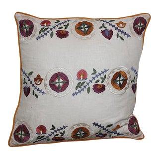 Vistrta Embroidered Pillow