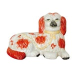 Image of Staffordshire Style King Charles Spaniel Figure