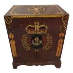 Image of Mid-Century Decorative Cabinet