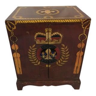 Mid-Century Decorative Cabinet
