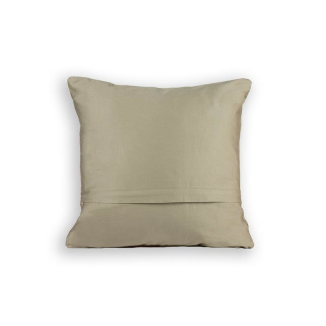 Natural Soft & Organic Fiber Kilim Pillows - Image 2 of 2