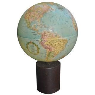 World Globe Lamp