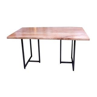 Mid-Century Modern Style Walnut Table