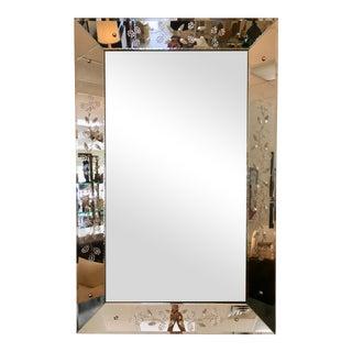 Oversize Venetian Style Mirror