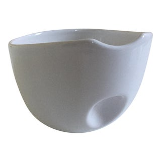 Revol Impulse White Porcelain Bowl