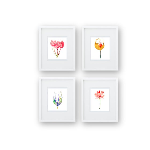 Botanical Art Print Grouping - Set of 4 - Image 2 of 6