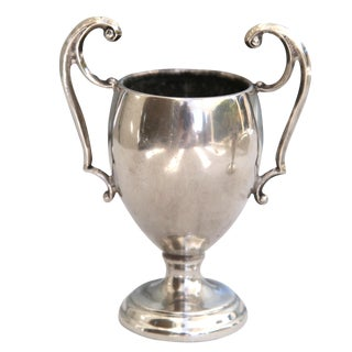 Petite Silverplate Loving Cup