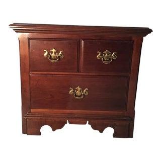 Thomasville Wooden Nightstand