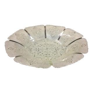 New Silver Azzurra Bowl