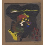Image of Vintage Bill Geiss Color Abstract c.1960's