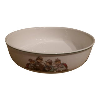 Villency & Boch Foxwood Tales Serving Bowl