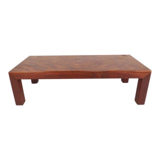 Unique Mid-Century Modern Coffee Table