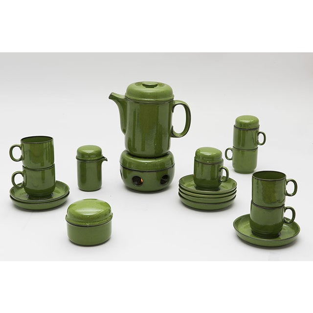 Vintage German Tea Set by Thomas for Rosenthal - Image 2 of 8