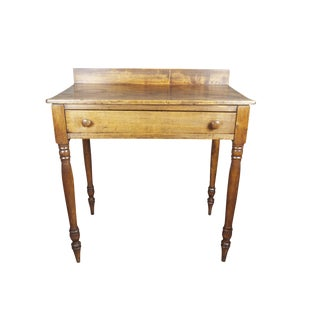 Vintage used desks vintage wooden desks chairish for New england style desk