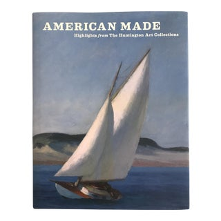 """""""American Made: Highlights From the Huntington Art Collection"""" Book"""