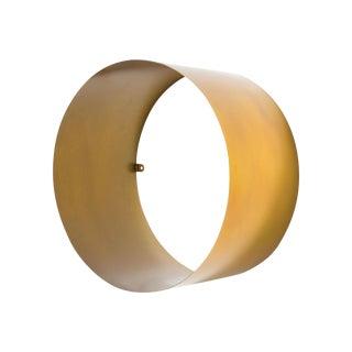 Brass Finished O Ring, Large