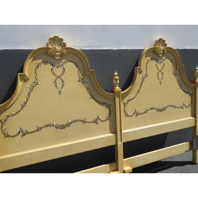 Kindel Vintage French Country King Headboard - Image 6 of 11