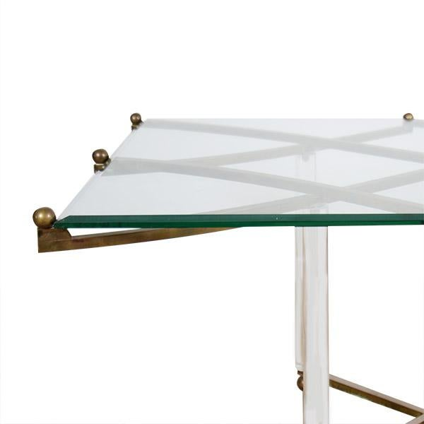 Image of Trelliage Cocktail Table by Charles Hollis Jones
