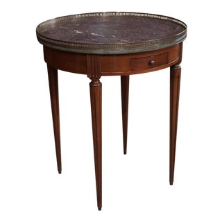 Early 20th Century Bouillotte Table