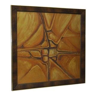 MacMillan Abstract Oil Painting