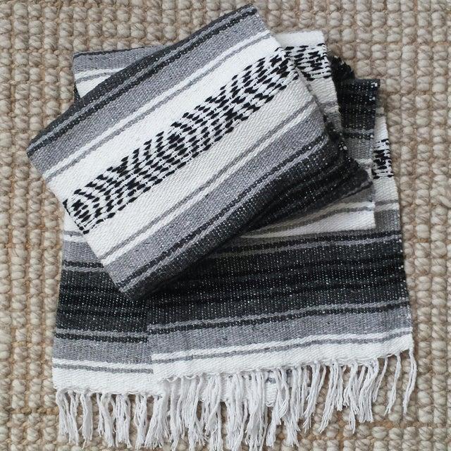 Southwestern Boho Throw Blanket - Image 2 of 5