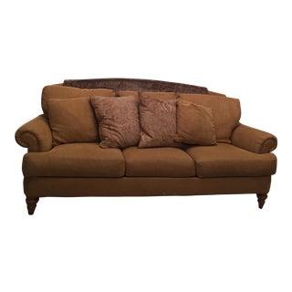 Ethan Allen Hyde 3 Cushion Sofa