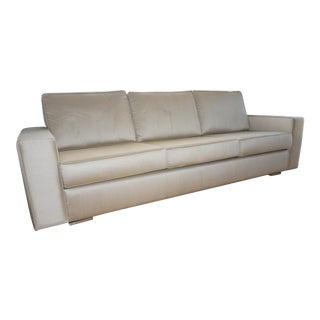 Artefacto Silk Upholstered Sofa
