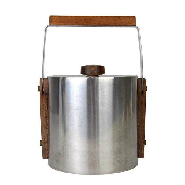 Image of Vintage Swedish Ice Bucket