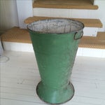Image of 1900s French Antique Flower Bucket