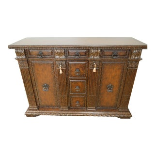 Neoclassical Side Cabinet