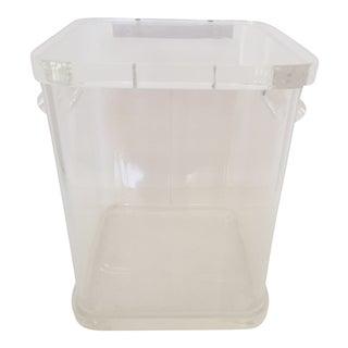 Wilardy Lucite Ice Bucket