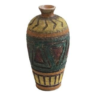 Mid-Century Florentine Italian Vase